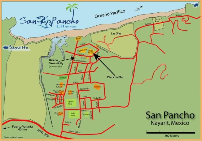 San Pancho Music Festival Landmarks